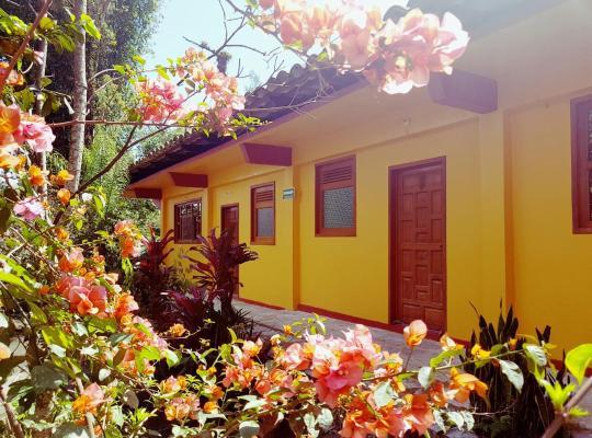 Фотографії готелю: Meson Yohualichan