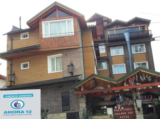 Képek: Ruca Cheli Village Ski Hotel