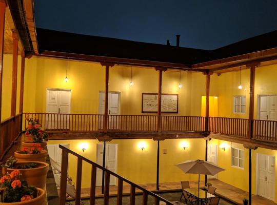 Фотографії готелю: Hotel Real Del Monte
