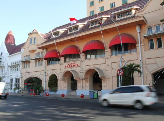 ホテルの写真: Arcadia Surabaya Hotel