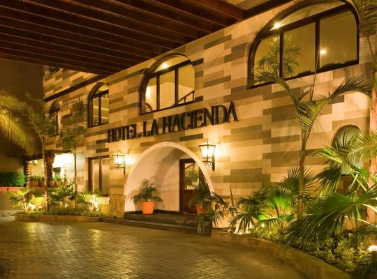 Хотел снимки: La Hacienda Miraflores