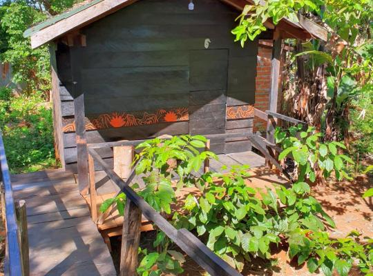 Hotel bilder: Happy Elephant Bungalows
