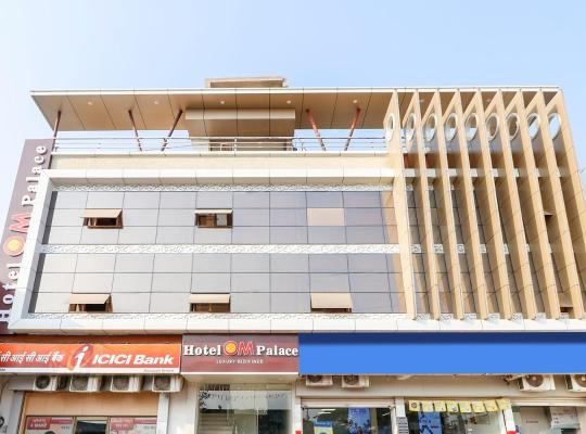 호텔 사진: Capital O 45604 Hotel Om Palace