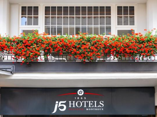 Hotel bilder: J5 Hotels Helvetie Montreux