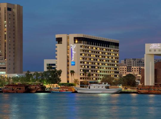 Hotel foto 's: Radisson Blu Hotel, Dubai Deira Creek