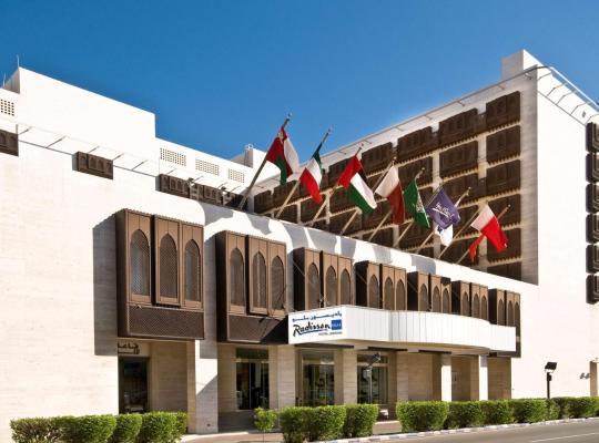 酒店照片: Radisson Blu Hotel, Jeddah