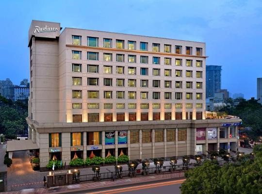 Viesnīcas bildes: Radisson Mumbai Goregaon