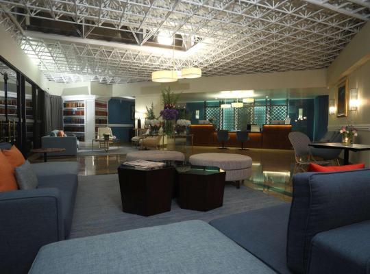 Хотел снимки: Radisson Hotel Plaza del Bosque