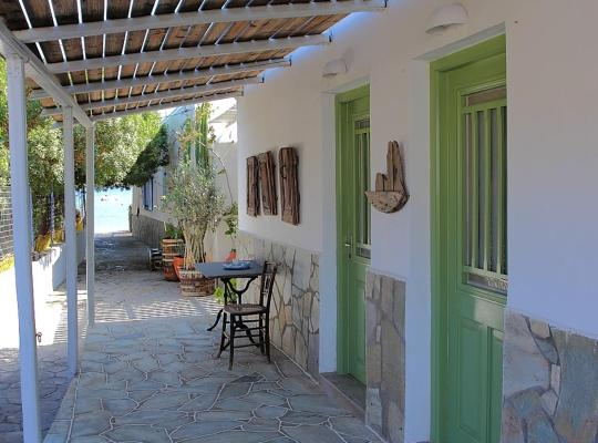 Hotelfotos: Comfortable seaside house 20m from the beach