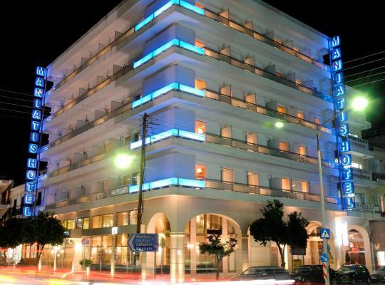 ホテルの写真: Maniatis Hotel