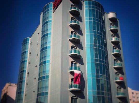 Hotel fotografií: Al Madina Suites Doha