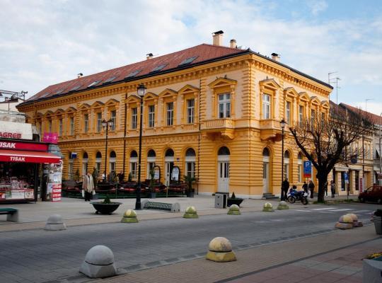 Fotografii: Rooms Slavonija