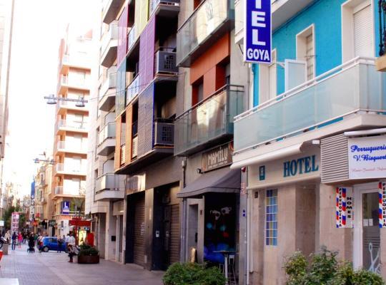 ホテルの写真: Hotel Goya