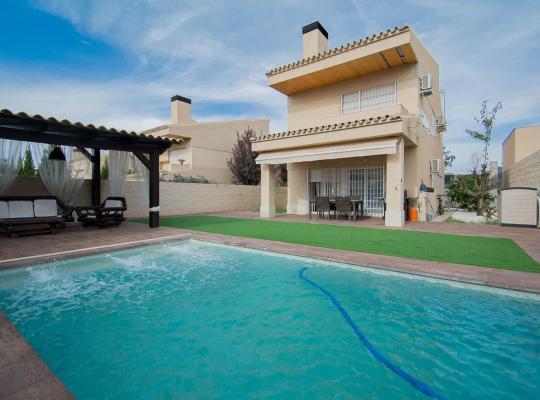 Hotellet fotos: Villa hoyo 7-CAMPO DE GOLF