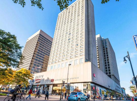 호텔 사진: Hotel Place Dupuis Montreal Downtown Ascend Hotel Collection