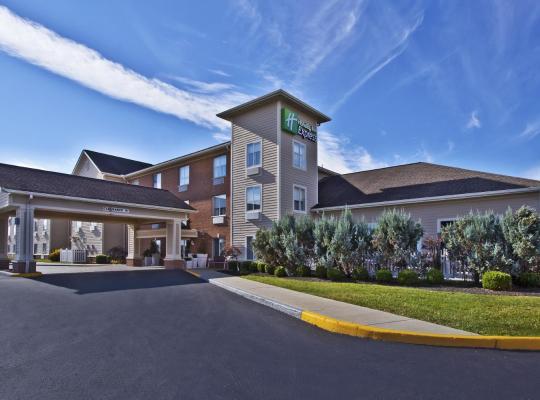 호텔 사진: Holiday Inn Express Hotel & Suites Columbus Southeast