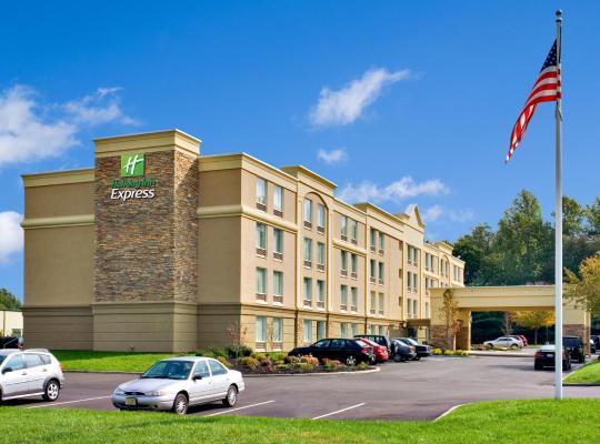Viesnīcas bildes: Holiday Inn Express & Suites West Long Branch - Eatontown