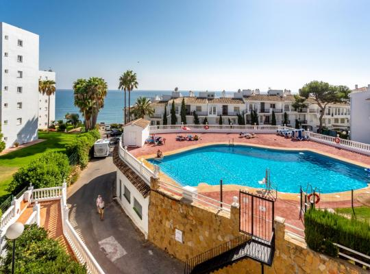 Hotellet fotos: Relaxing Beachfront Complex with Sea Views