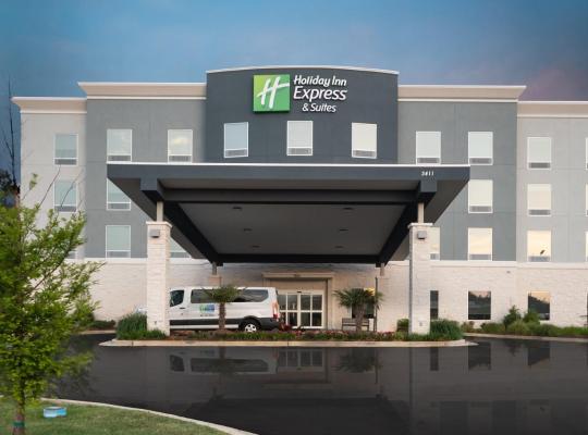 Photos de l'hôtel: Holiday Inn Express & Suites Memphis Arpt Elvis Presley Blv