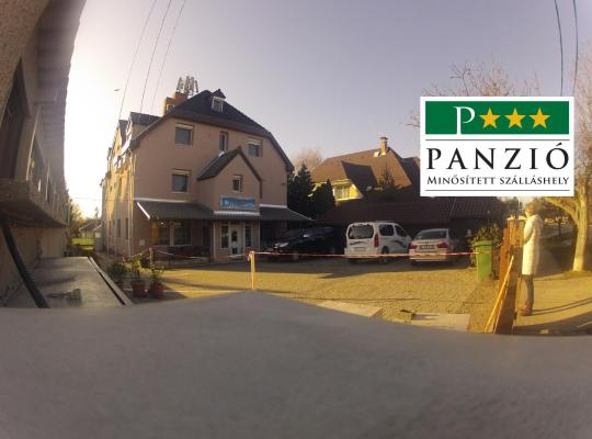 Fotografii: Olympos Panzió