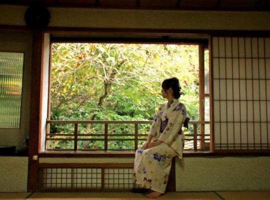 Hotel bilder: Ougiya Ryokan