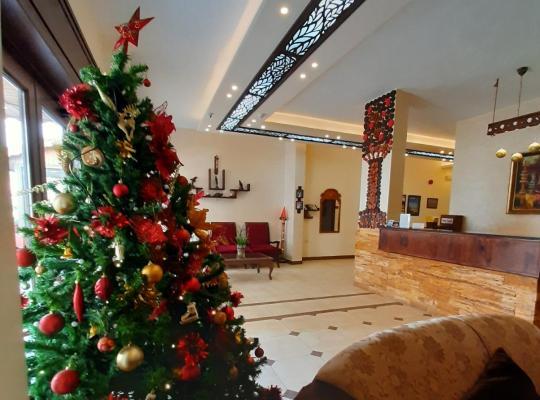 รูปภาพจากโรงแรม: Rumman Hotel