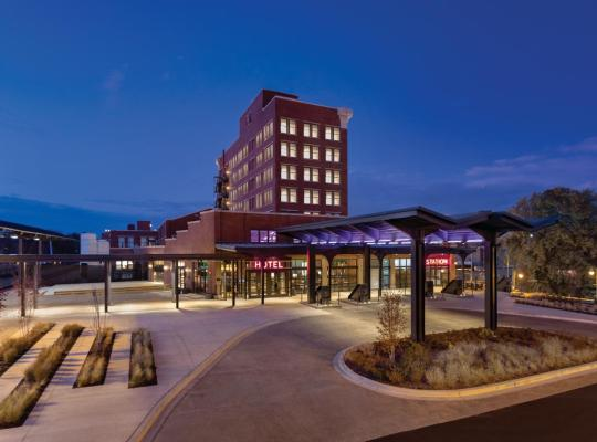 Hotel bilder: The Central Station Memphis, Curio Collection By Hilton