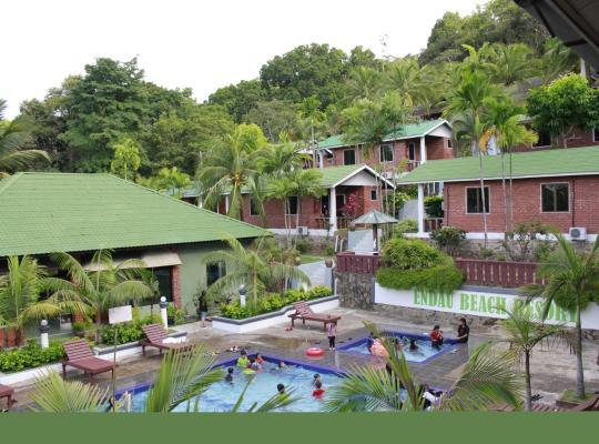 Хотел снимки: Endau Beach Resort
