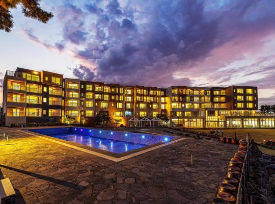 Хотел снимки: Villa de Aewol