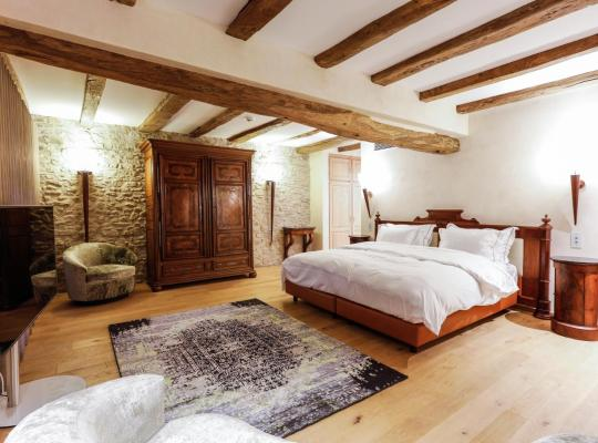 Hotellet fotos: Auberge Saint Walfrid