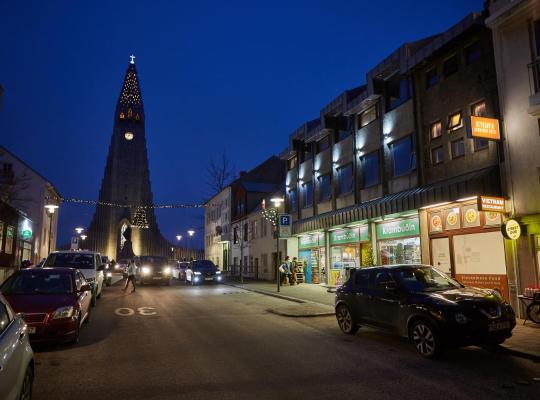 Фотографії готелю: Reykjavik Downtown Hotel
