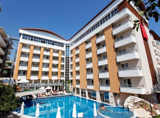 Foto dell'hotel: Alaiye Kleopatra Hotel