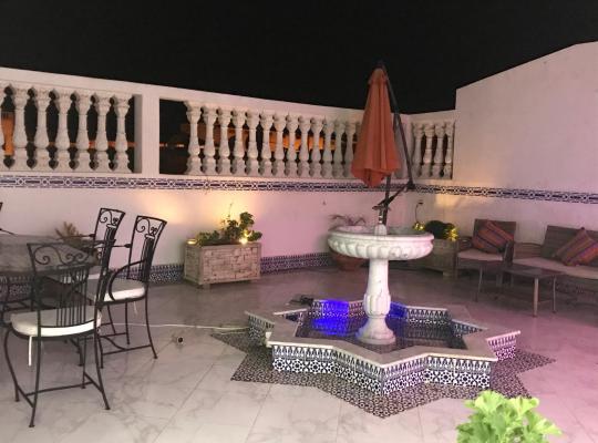 Viesnīcas bildes: luxe appartement vc grand Terrasse e fontaine