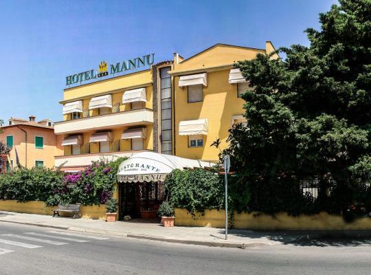 ホテルの写真: Mannu Hotel