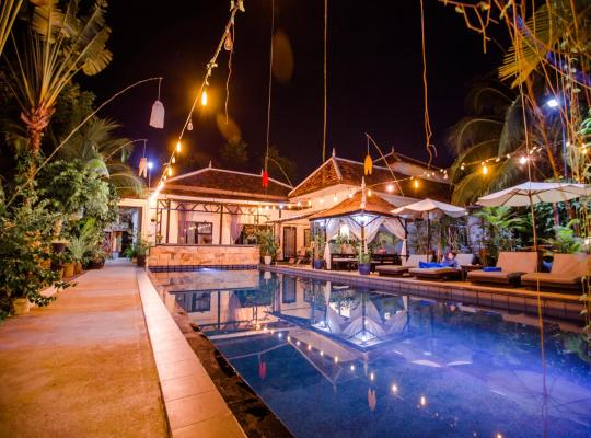 Hotel bilder: The Sanctuary Villa Battambang