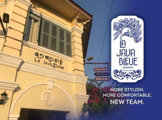Фотографії готелю: Hotel La Java Bleue