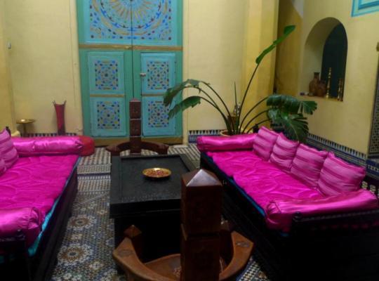 Viesnīcas bildes: Riad Amazigh