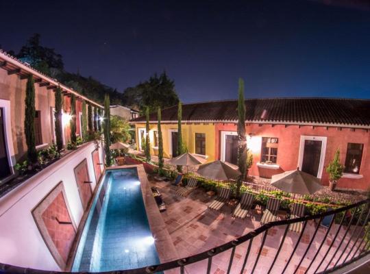 صور الفندق: Villa Santiago en Antigua Guatemala