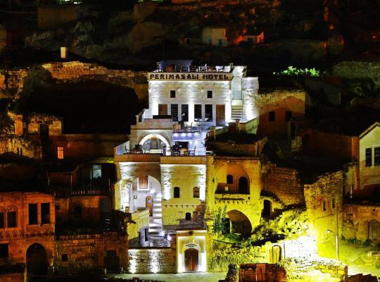酒店照片: Perimasali Cave Hotel - Cappadocia