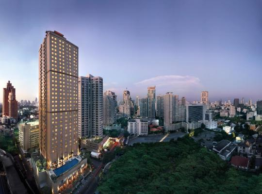 Фотографії готелю: Marriott Executive Apartments Sukhumvit Park