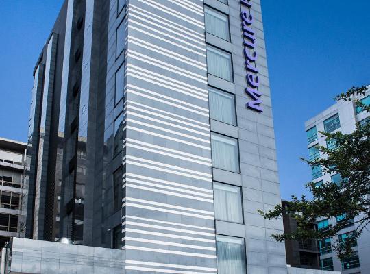 Otel fotoğrafları: Mercure Bogotá Calle 100