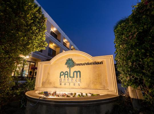Képek: The Palm Garden Hotel