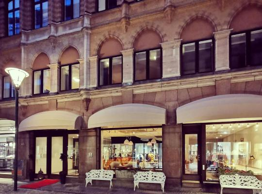 Fotos do Hotel: Hotel Baltzar Jacobsen Sure Hotel Collection by Best Western