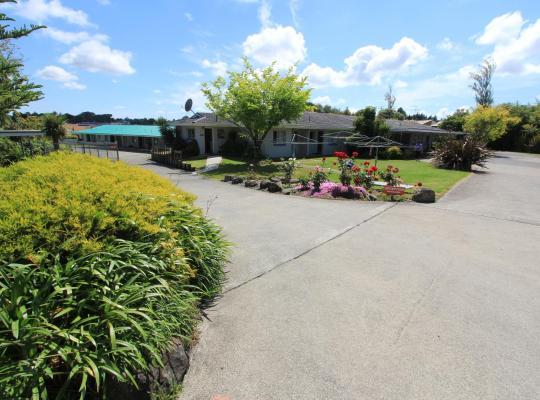 Хотел снимки: Waiuku Motel