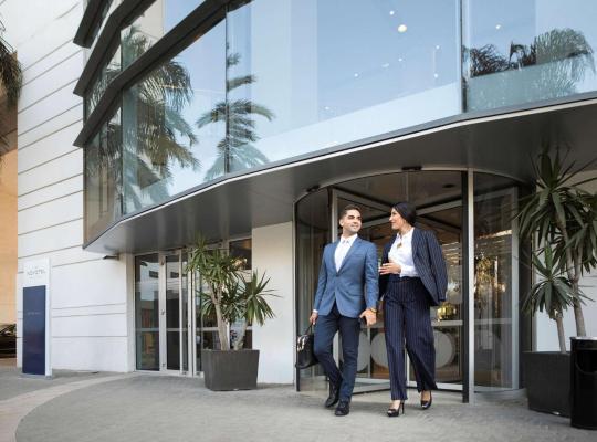 Otel fotoğrafları: Novotel Casablanca City Center