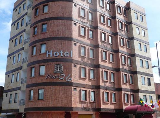 Otel fotoğrafları: Hotel Charlotte Plaza 26