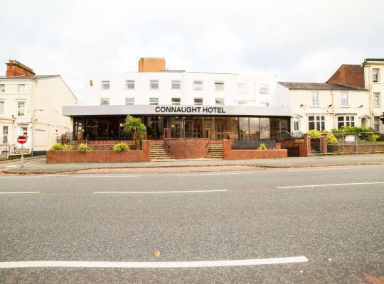 Fotos de Hotel: Best Western The Connaught Hotel Wolverhampton
