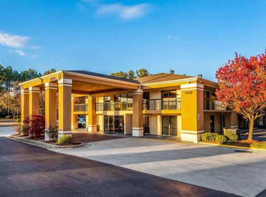 Photos de l'hôtel: Quality Inn Stone Mountain
