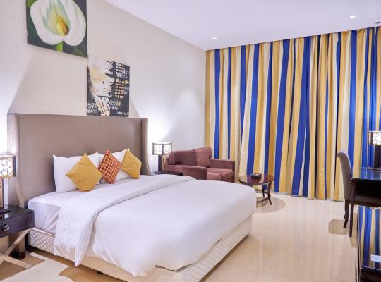 Hotelfotos: Grand Square Stay Hotel Apartments