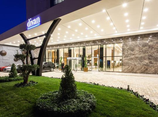 酒店照片: Divan Gaziantep